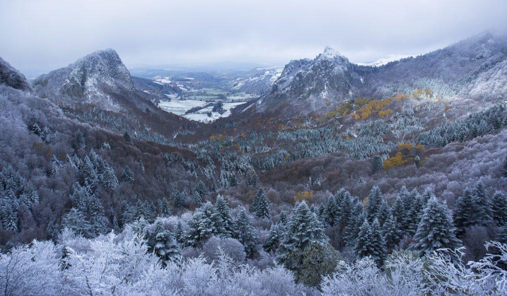 Tuillière et Sanadoire. Auvergne Puy de Dôme. © Yvan Martin 2017