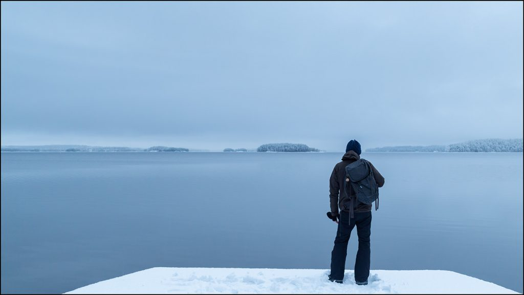 Finlande sur les rives du lac Saimaa © Yvan Martin 2019