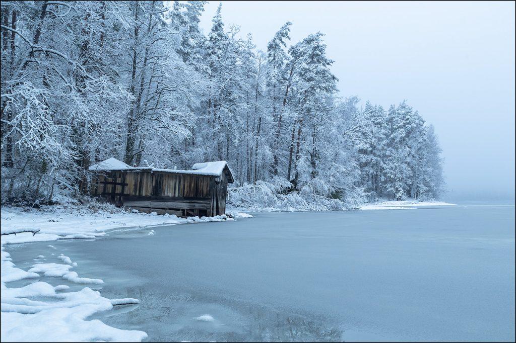 Finlande. Lac Saimaa © Yvan Martin 2019